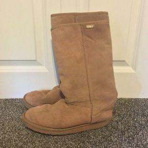 EMU Bronte Hi Tan Snow Boots